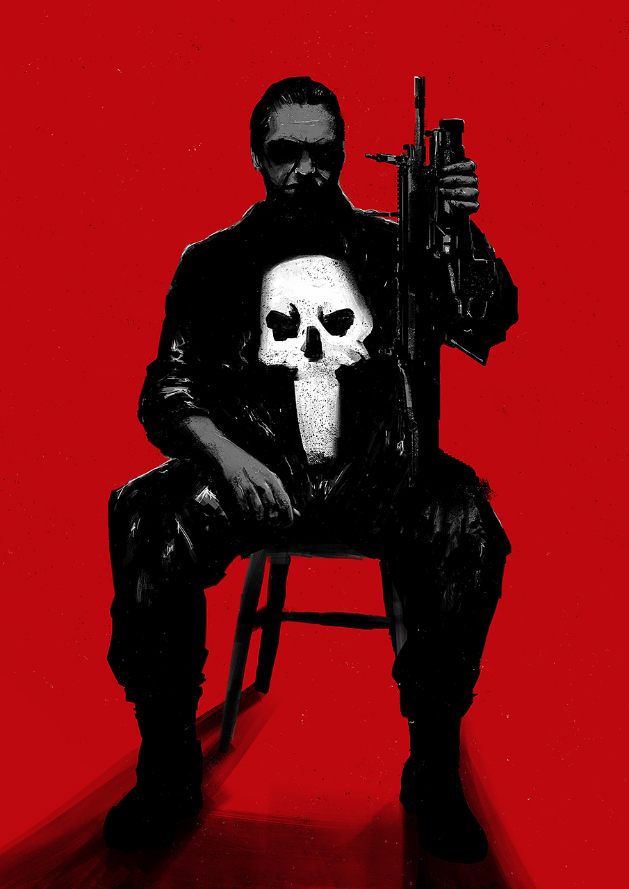 The Punisher on