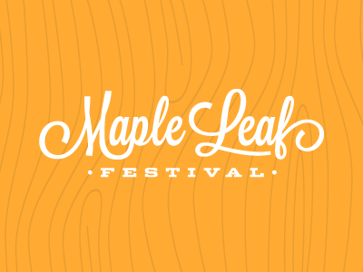 Maple Leaf Logo by Matthew Spiel