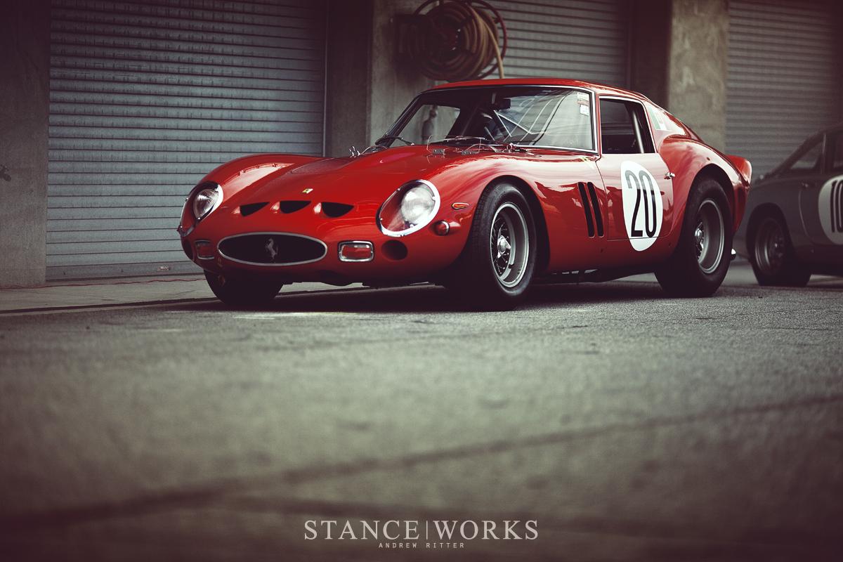 stance works - tom price's 1963 ferrari 250 gto berlinetta #555171