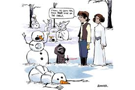 bb8 and rey calvin and hobbes - Google Search