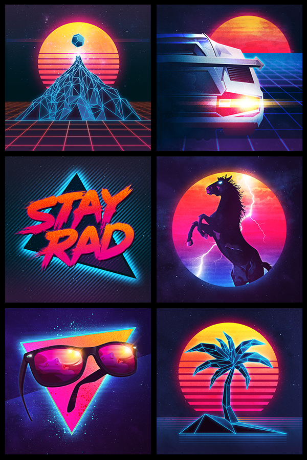Beautiful artwork and more by James White/Signalnoise - Album on Imgur