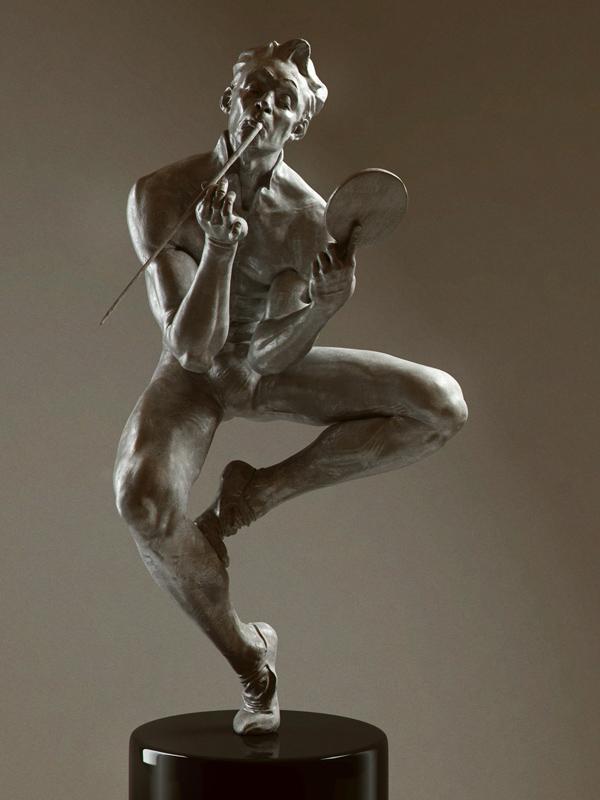 Sculpturesque 3D Artwork by Mariano Steiner | Cuded
