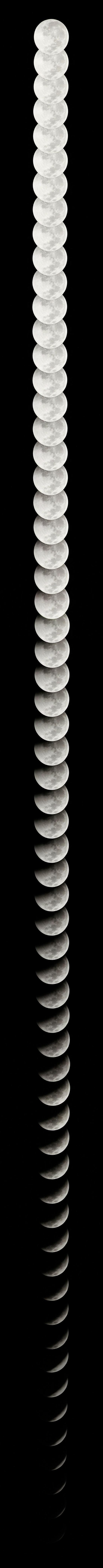 Oooo, portentous! / Lunar Eclipse 2010, via Daily Dose of Imagery