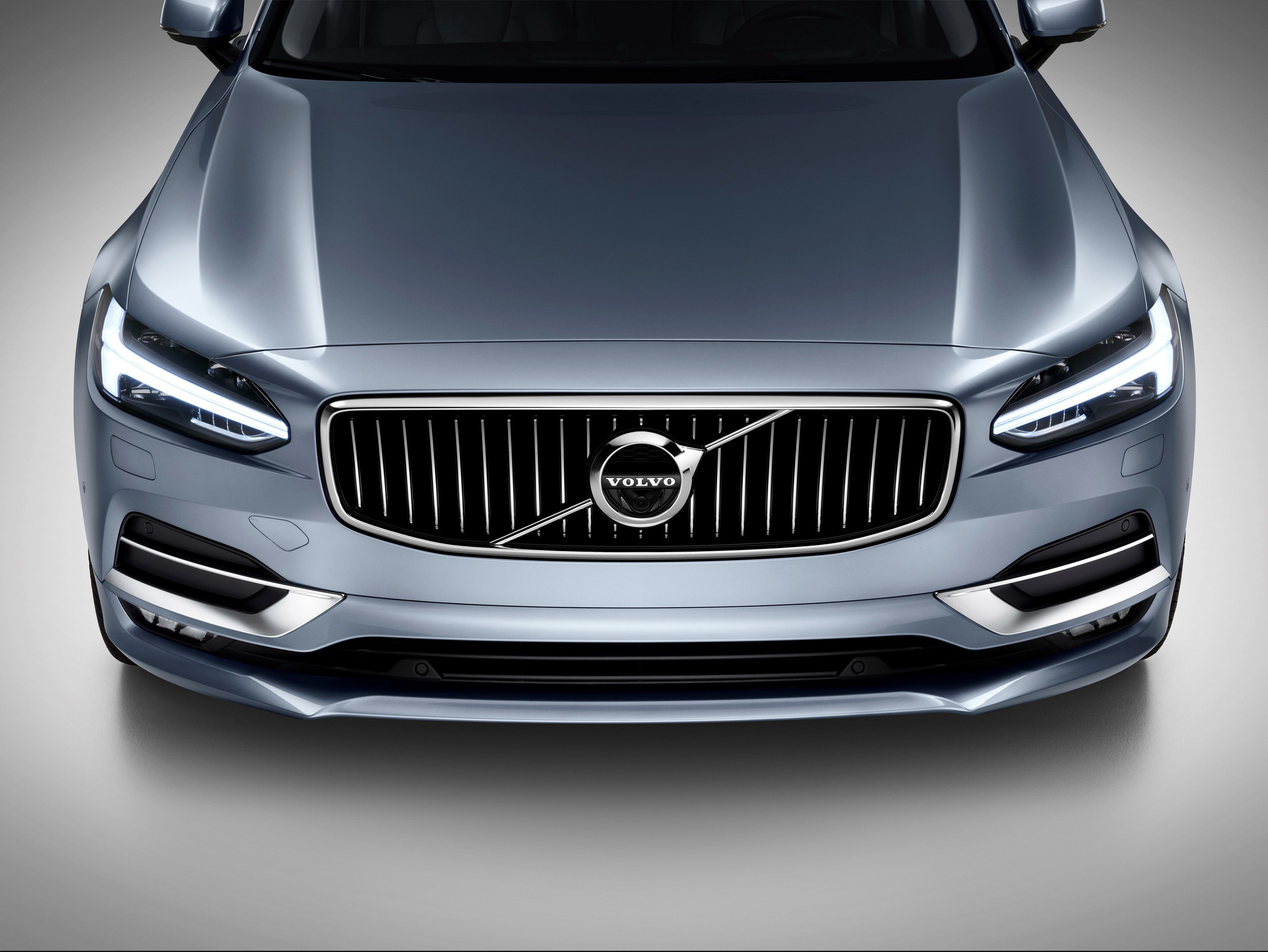 2017 Volvo S90 Photo Gallery - Autoblog