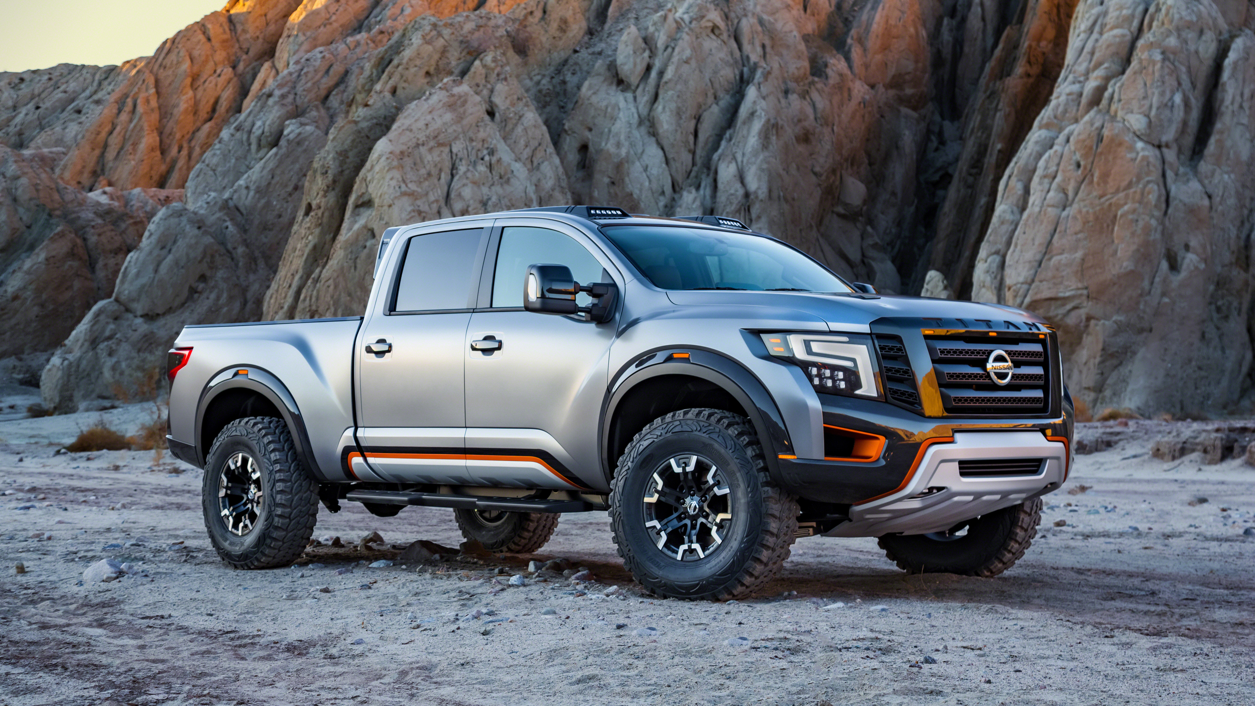 Nissan Titan Warrior Concept Photo Gallery - Autoblog