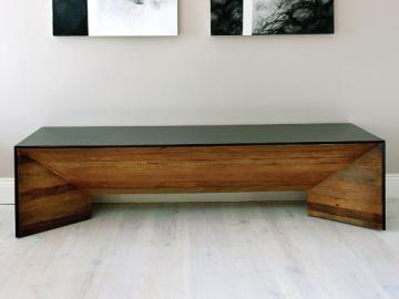 Atelier / Campos Bench by Environment Furniture
