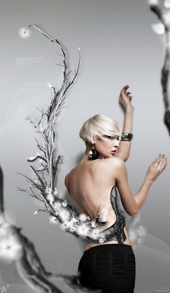 Awesome Digital Work by Ian Vicknair Â« Tutorialstorage   Photoshop tutorials and Graphic Design