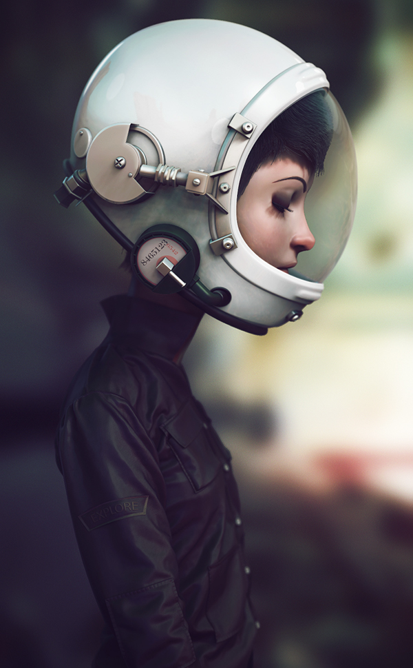 Space Cadet on Inspirationde