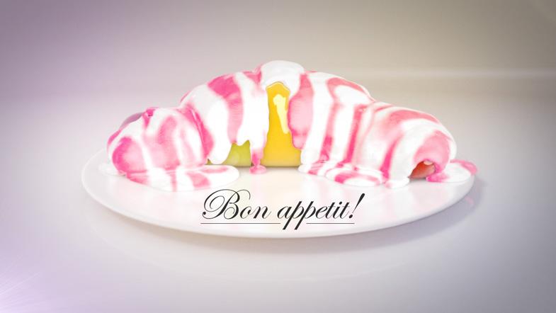 Bon appetit! | twistedpoly