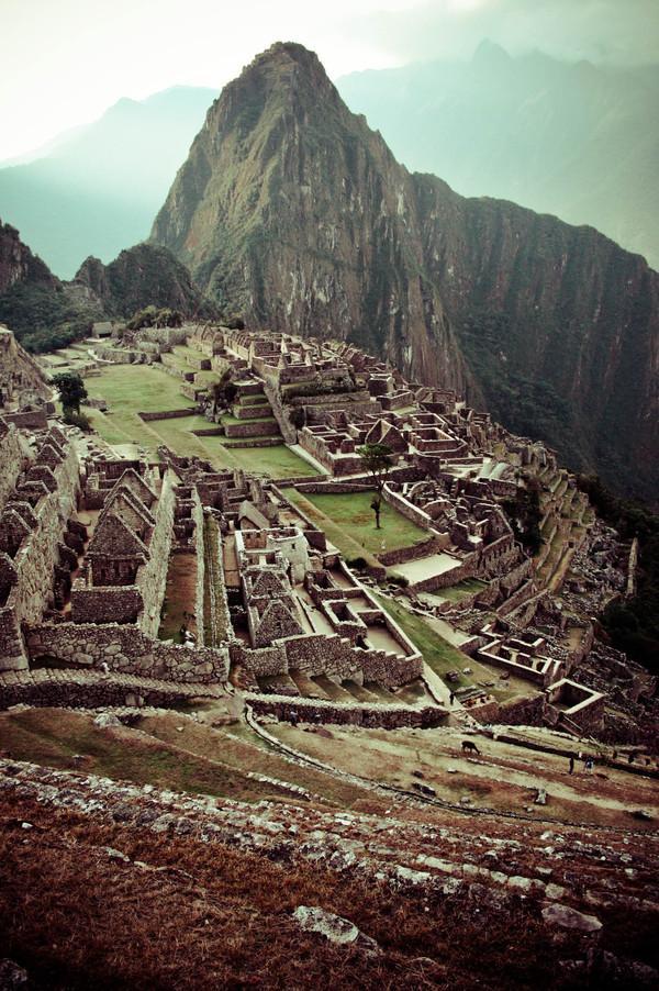 Machu Picchu by Basia Asztabska | InspireFirst