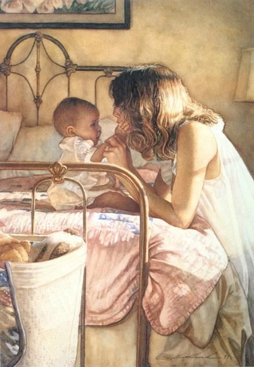 35 Mind Blowing Watercolor Paintings By Steve Hanks (35 Photos) | Crazy pics