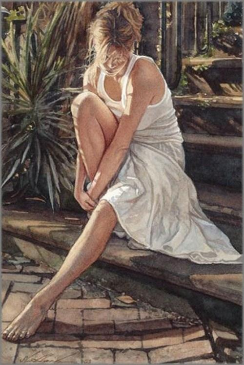 35 Mind Blowing Watercolor Paintings By Steve Hanks (35 Photos)   Crazy pics