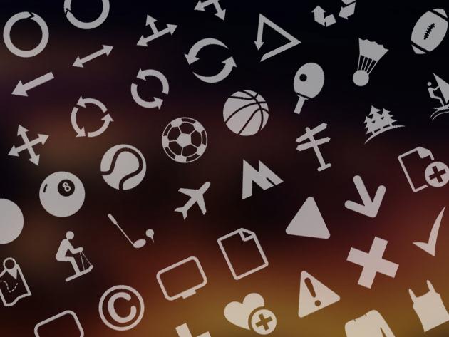 Victoricon Design Icon Bundle on Inspirationde