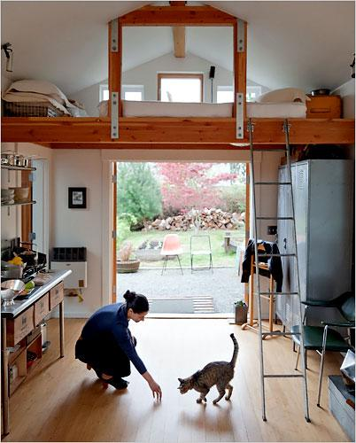 Garage Days Revisited - The New York Times > Home & Garden > Slide Show > Slide 2 of 10