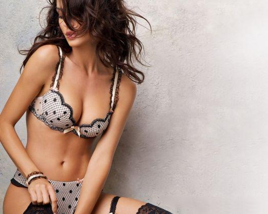 Catrinel Menghia Lingerie #6 Wallpaper | Magicwallpapers.net