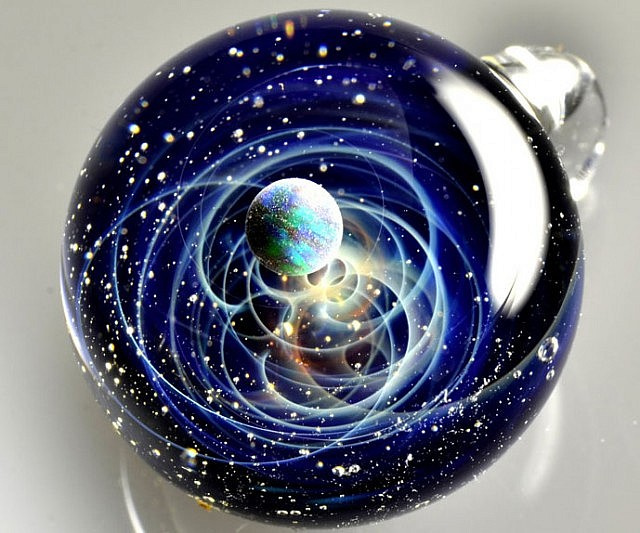 Celestial Space Ornaments