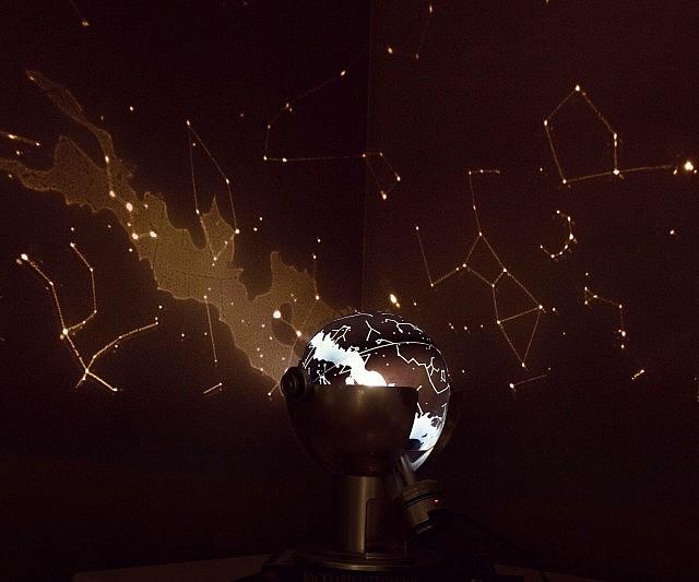 Как сделать планетарий своими руками