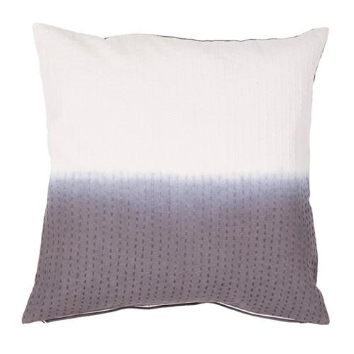 Jaipur Traditions Made Modern Pillow - Gargoyle/Birch   Candelabra, Inc.