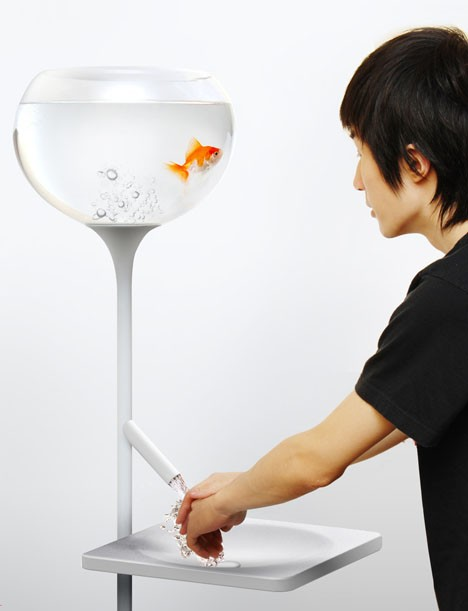 Piccsy :: Your Fish Will Die If You Waste Water!