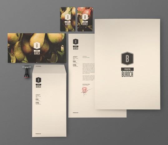 Branding / Fruita Blanch by Atipus. #brand