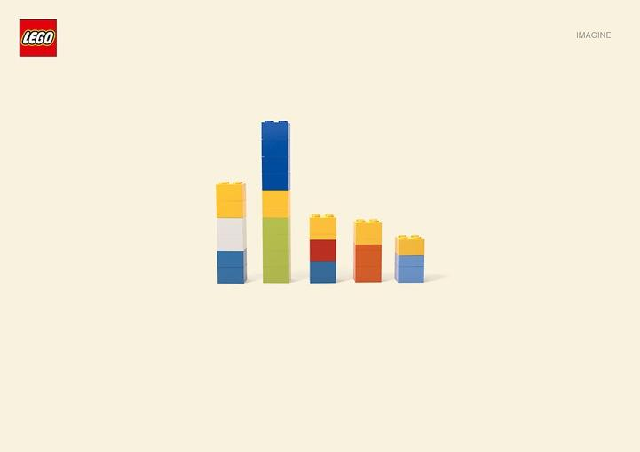 Minimalist Lego Cartoon Characters - My Modern Metropolis