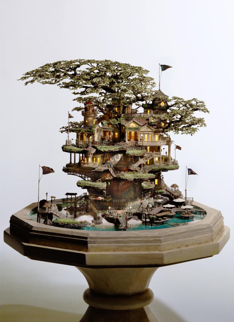 Incredible Dream-Like Models of Faraway Lands - My Modern Metropolis