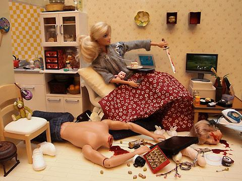 Bad Barbie by Mariel Clayton — Lost At E Minor: For creative people