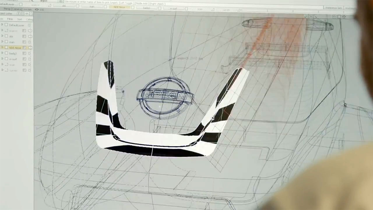 Nissan-X-Trail-Bobsleigh-Alias-screenshot-zebra-surface-analysis.jpg (1280×720)