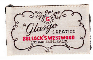 MR. MULE's TYPOGRAPHIC SHOWROOM AND EMPORIUM: Vintage Clothing Labels
