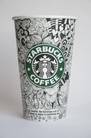 Designspiration — Starbucks Cups