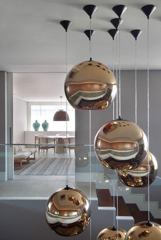 urbnite tom dixon copper pendant 565193 on wookmark. Black Bedroom Furniture Sets. Home Design Ideas