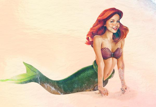 Female Disney Characters in Real Life by Jirka Väätäinen | inspirationfeed.com