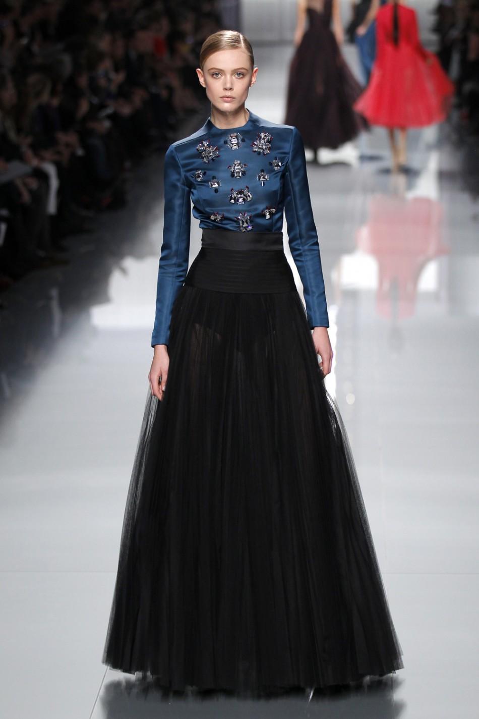 tout mode — Dior Spring 2012