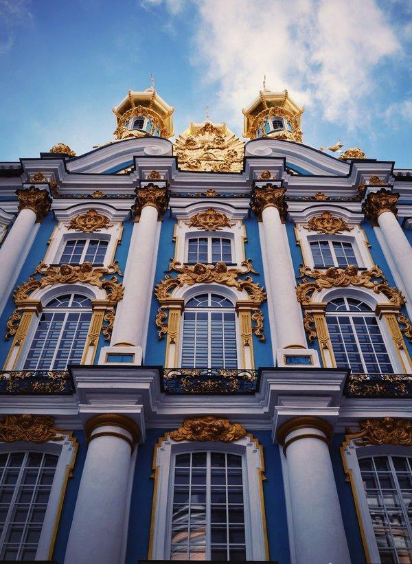 ARIA — Hermitage Museum: exterior detail