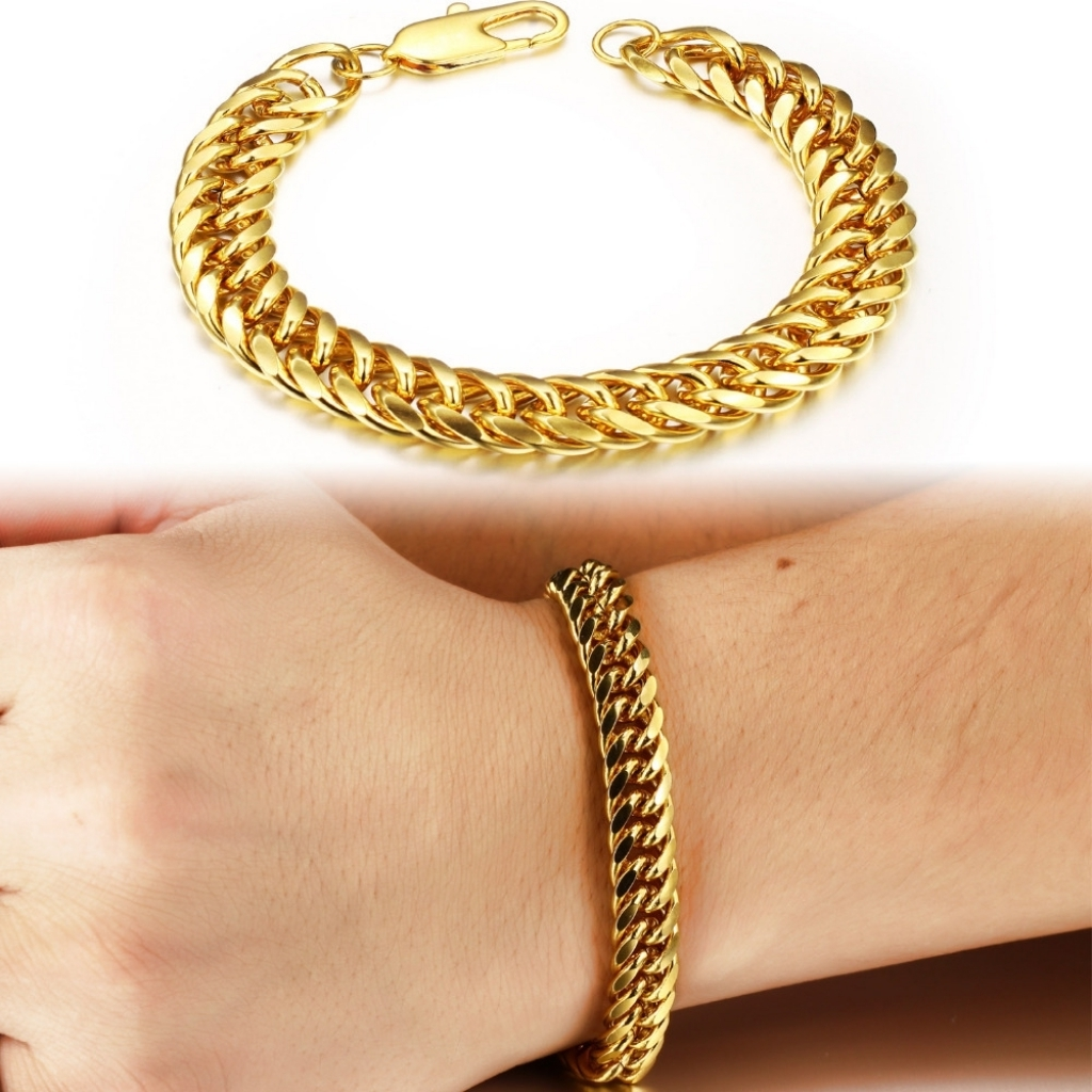 plated flame real in bileklik item womens bayan bangles charms steampunk bracelets cuff inspiration jewelry from bracelet new gold mens fashion golden