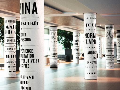 design work life » lg2boutique: La Vittoria Branding