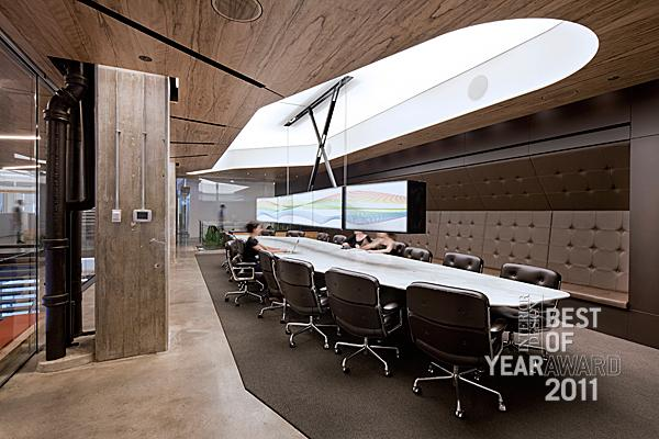 2011 Best of Year Projects: Merits, A-F | Interior Design