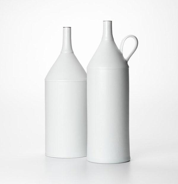 "PLASTOLUX ""keep it modern"" » Kirsten Coelho - Porcelain and Iron Oxide"
