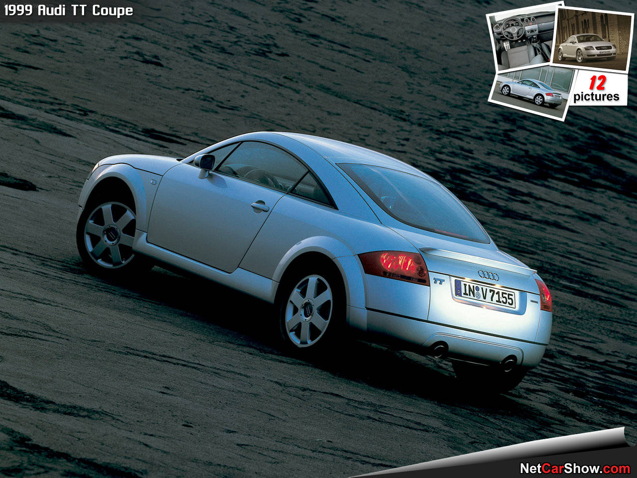Audi TT Coupe (1999) picture #06, 1280x960