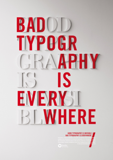 Designspiration — Bad Typography is Everywhere