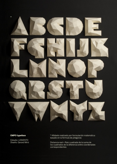 Designspiration — EMPO Lettering project for a psico-osteopathy school | jcgraciano.com
