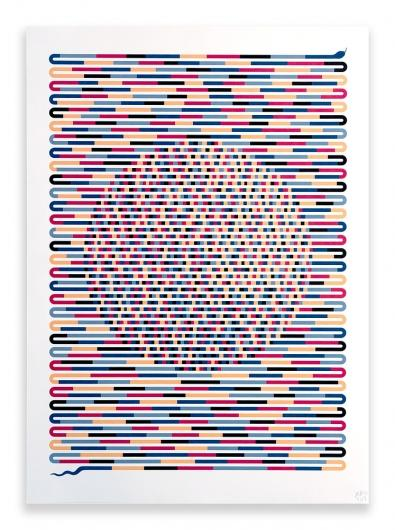 Designspiration — Finding the Pattern - Poster - Hvass&Hannibal