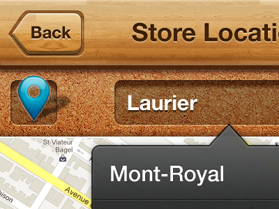 Store Locator by Meng To