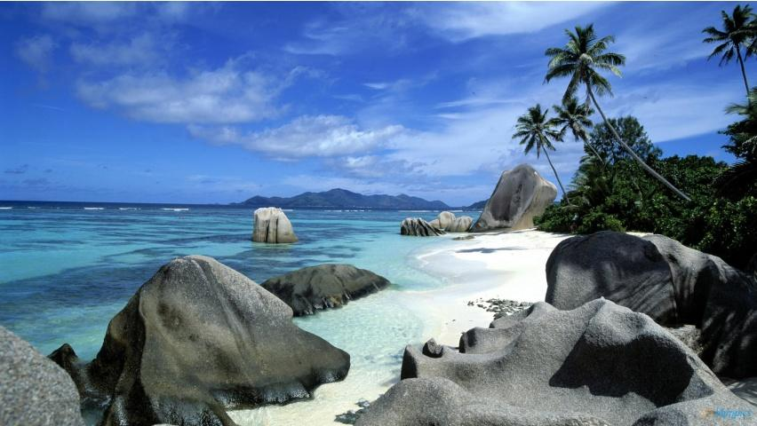 La Digue Island Wallpapers - 852x480 - 167876