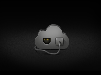 Cloud icon for the Pokki Game Developer Contest by Justalab (via Julien Renvoye)