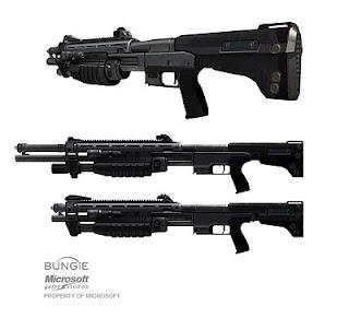 Isaac Hannaford: Halo: REACH weapons development