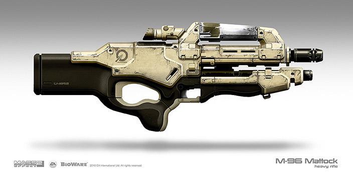 M96 Mattock by Sum - Brian Sum - CGHUB