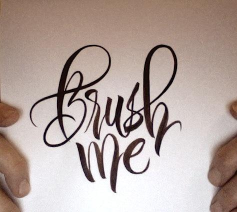 Brush me | Flickr - Photo Sharing!