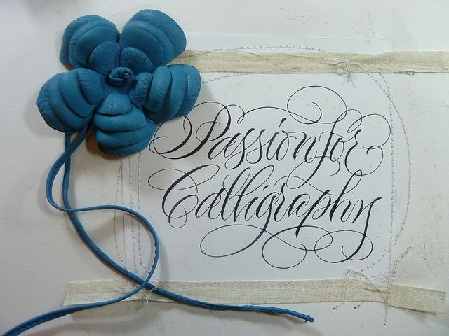 Passion for calligraphy | Flickr - Photo Sharing!