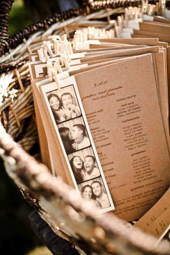 Vintage Style Farm Wedding - Rustic Wedding Chic